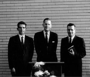 1962 Rev Geoge Janzen Ordained Christian Ministry_Rev J.J.Enns_Rev W.W.Dick-1